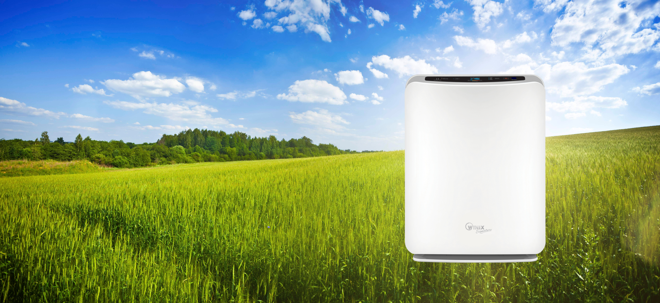 Aire limpio con purificadores de aire winix